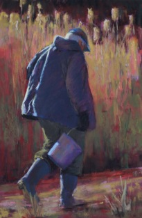 Walking Among the Reeds